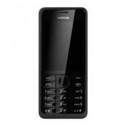 фото Мобильный телефон Nokia 301 Dual Sim. Цвет: черный