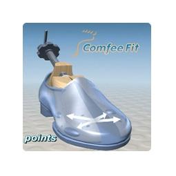 фото Колодка обувная Comfee Fit для мужской обуви