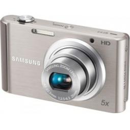 фото Фотокамера цифровая Samsung ST77. Цвет: серебристый