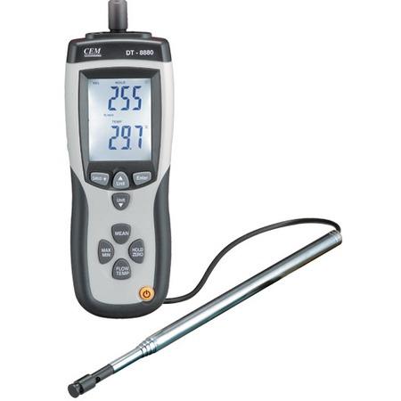 Купить Термоанемометр СЕМ DT-8880