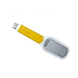 фото Терка для цедры Microplane Specialty. Цвет: желтый