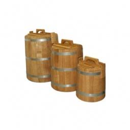 Купить Кадка для воды и заготовки солений Банные штучки 33231