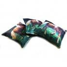 Купить Набор декоративных подушек Бурая лошадка (3 штуки)