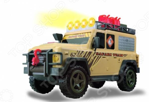 Машинка игрушечная Dickie «Внедорожник многофункциональный». В ассортименте