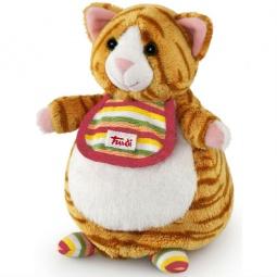 Купить Мягкая игрушка на руку Trudi Кошка и мышка