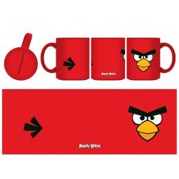 фото Кружка детская Angry Birds «Красная птица»