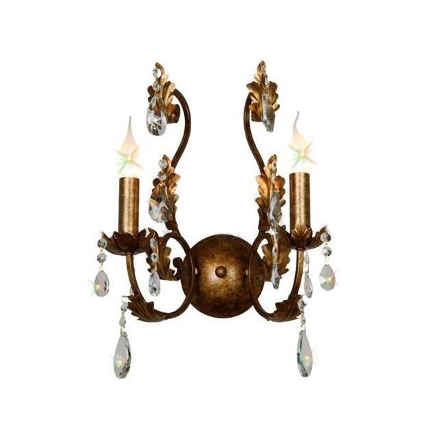 фото Бра Wunderlicht Otono. Количество лампочек: 2