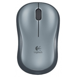 Купить Мышь Logitech M185 Dark Grey Wireless USB