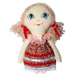 Купить Набор для изготовления текстильной игрушки Артмикс«Анечка»