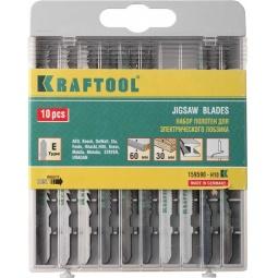 Купить Пилки для электролобзика Kraftool 159590-H10