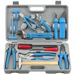 Купить Набор слесарного диэлектрического инструмента НИЗ 22155-H-5A. В ассортименте