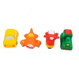 фото Набор игрушек для ванны Ludi «Транспорт»