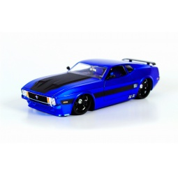 фото Модель автомобиля 1:24 Jada Toys 1973 Ford Mustang Mach 1. Цвет: синий