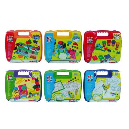 Купить Набор для творчества: пластилин, краски и карандаши Simba 6330639. В ассортименте