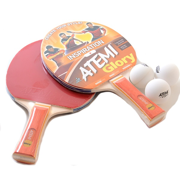 Набор для настольного тенниса ATEMI Glory