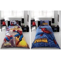 фото Детский комплект постельного белья TAC Spiderman sense dortlu