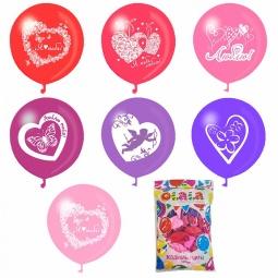 фото Набор воздушных шаров Olala «Сердечки». В ассортименте