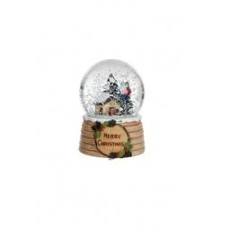 фото Снежный шар декоративный Lu Ville «Дети с музыкой»