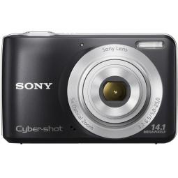 фото Фотокамера цифровая SONY DSC-S5000. Цвет: черный
