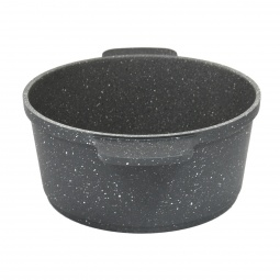 Купить Кастрюля-кассероль Delimano Stone Expert глубокая 24 см