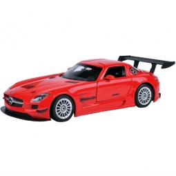Купить Модель автомобиля 1:24 Motormax Mercedes-Benz SLS АMG GT3. В ассортименте