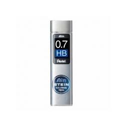 фото Набор грифелей для механического карандаша Pentel Ain Stein. Твердость грифеля: HB. Толщина линии: 0,7 мм