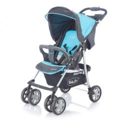 фото Коляска прогулочная Baby Care Voyager. Цвет: голубой