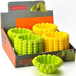 фото Набор силиконовых форм для выпечки Mayer Boch «Розочки»: 2 шт