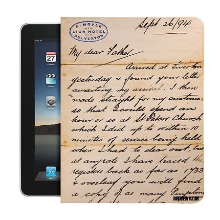 Купить Чехол для iPad Mitya Veselkov «Письмо»