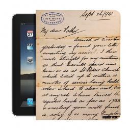 фото Чехол для iPad Mitya Veselkov «Письмо»