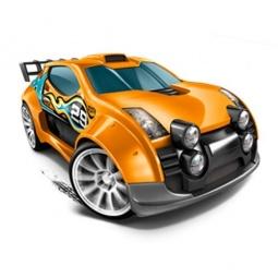 фото Машинка Mattel Fast 4WD. В ассортименте