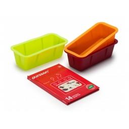 Купить Набор силиконовых форм для выпечки Oursson BW1450SS/MC