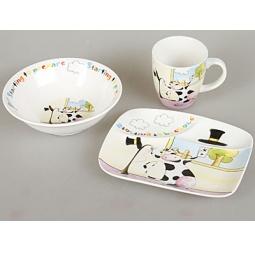 фото Набор посуды для детей Rosenberg 8775