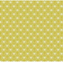 фото Отрез ткани Tilda Орнамент. Цвет: зеленый