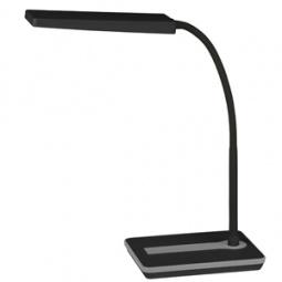 фото Настольная лампа Эра NLED-446. Цвет: черный