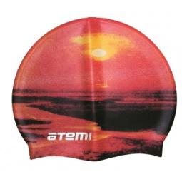 фото Шапочка для плавания ATEMI РSC 406