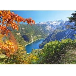 Купить Пазл 2000 элементов Castorland «Озеро в Альпах»