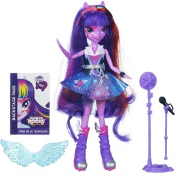 фото Кукла с аксессуарами Hasbro A6780 «Рок-звезда Твайлайт Спаркл»