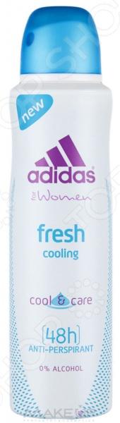 Дезодорант-спрей женский Adidas Cool&Care Fresh олд спайс дезодорант kilimanjaro 125мл спрей