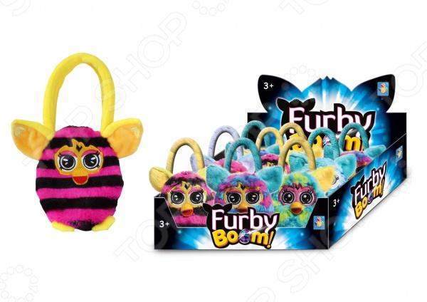 Сумочка детская 1 Toy Furby Т57555 игра 1toy сумочка furby волна т57556