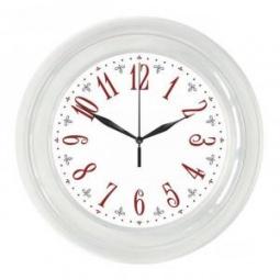 фото Часы настенные Вега П 6-7-21 «Классика. Арабские с узором»