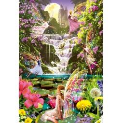 Купить Пазл 500 элементов Educa «Сказочный водопад»