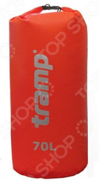 Гермомешок Tramp TRA-104Компрессионные и гермомешки. Вещевые мешки<br>Гермомешок Tramp TRA-104 это прекрасный выбор для любителей активного отдыха, турпоходов и пикников на природе. Он станет отличным дополнением к набору ваших туристических принадлежностей и поможет сделать отдых максимально комфортным. Гермомешок выполнен из водонепроницаемого материала и предназначен для защиты снаряжения и одежды от намокания. Не занимает много места в сложенном виде.<br>