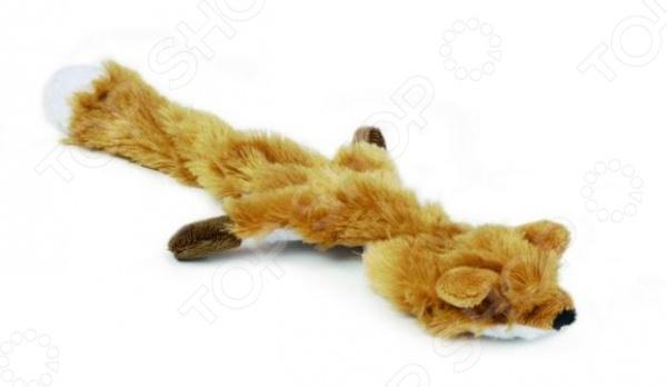 Игрушка для собак Beeztees «Лиса». В ассортименте трикси игрушка для собак щенок 8 см латекс цвет в ассортименте