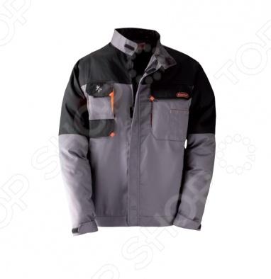 Куртка рабочая KAPRIOL Kavir. Цвет: серый