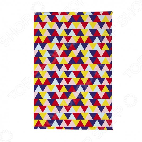 Фото Визитница Mitya Veselkov «Цветные треугольники» аксессуар