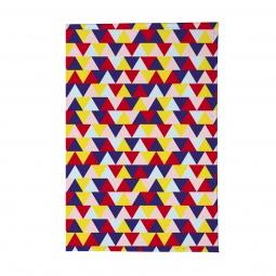 фото Визитница Mitya Veselkov «Цветные треугольники»