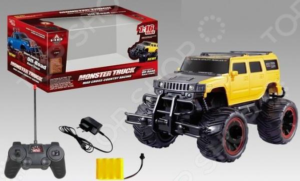 Машина на радиоуправлении Monster TrucK 1717019