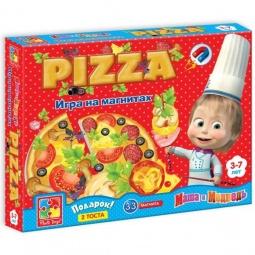 фото Игра развивающая на магнитах Vladi Toys «Юный повар. Пицца» VT3003-02