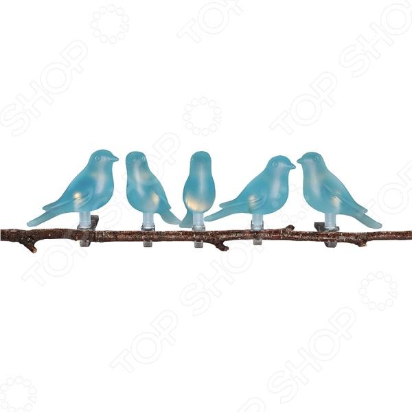 Светильник садовый Старт «Птицы»